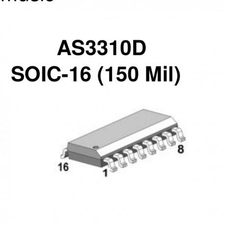 AS3310D (VCADSR)