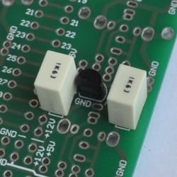 +5V regulator (components)