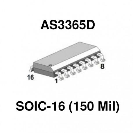 AS3365 Multi-functional VCA blocks