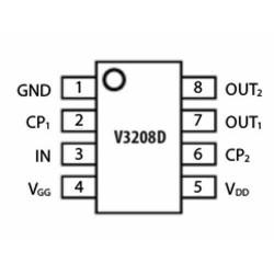 V3208D (eq. MN3208)