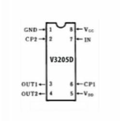 V3205D (eq. MN3205)